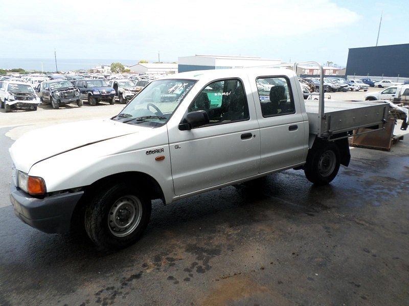 2002 ford courier workshop manual